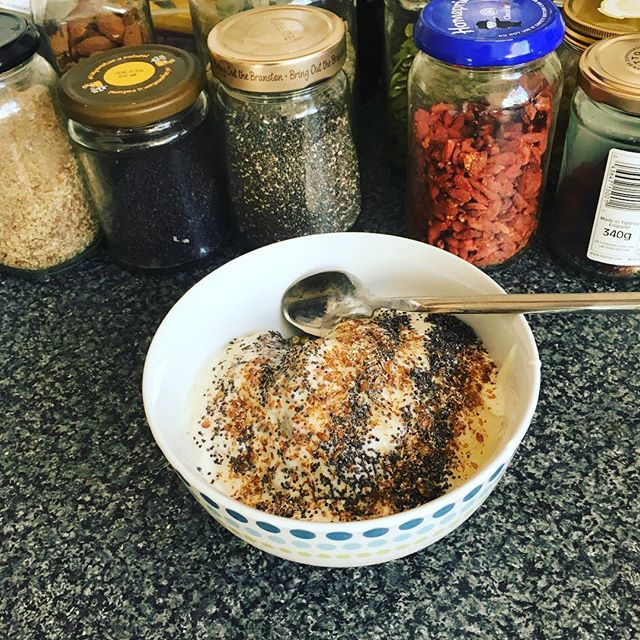 Healthy Homemade Muesli!