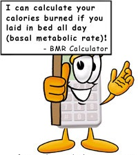 Super Quick Calorie Calculator – the Basal Metabolic Rate