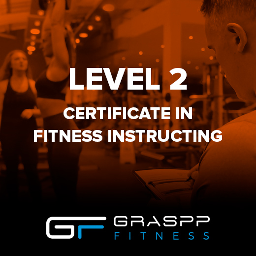 level 2 certificate in fitness instructing course image