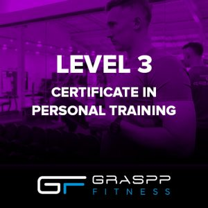 level 3 certificate in personal training course image